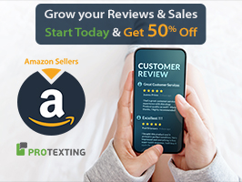 ProTexting - Join the #1 SMS & MMS Messaging Platform, now offers Amazon integration!
