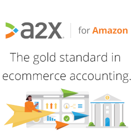 Your Amazon settlements reconciled, accurately and automatically with A2X