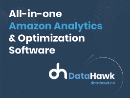 Bring your Amazon A-Game with All-in-one DataHawk Software Analytics